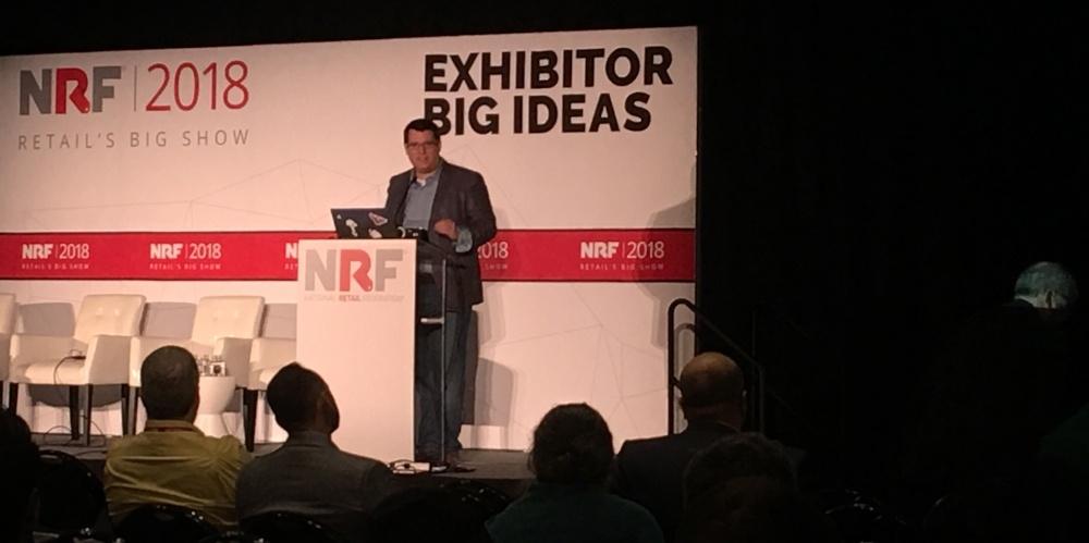 Point sur les fondamentaux abordés au National Retail Foundation's Big Show